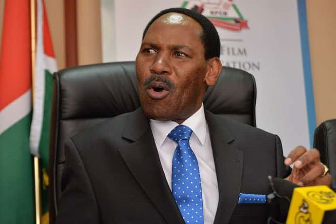 """""""You will be blacklisted and never allowed to perform in public events"""" Dr Ezekiel Mutua takes stern action against 'Utawezana' artistes"""