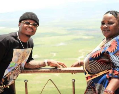 """""""Sarah disrespected Harmonize's mother!"""" House girl reveals nasty details about Konde Boy's wife"""