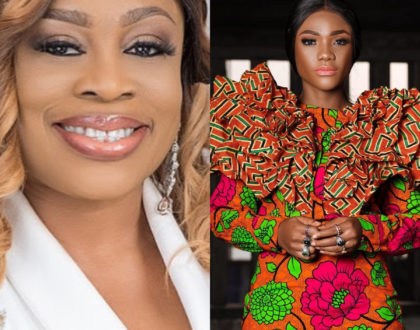 """Blessings galore! Sinach fetaures Ada in new song """"Fix my eyes on you"""""""