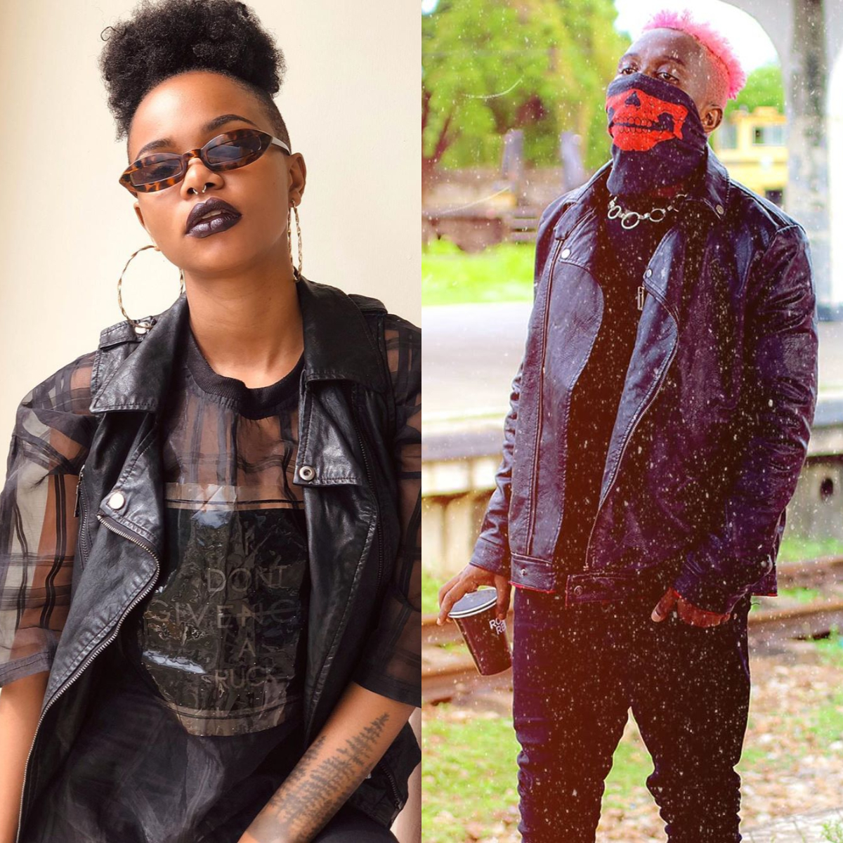 "Rosa Ree enlists Rayyvanny in new song ""Sukuma Ndinga"""