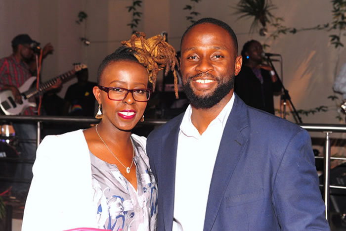 """""""40 that looks 20!"""" John Allan Namu adores wife with love letter on her birthday"""