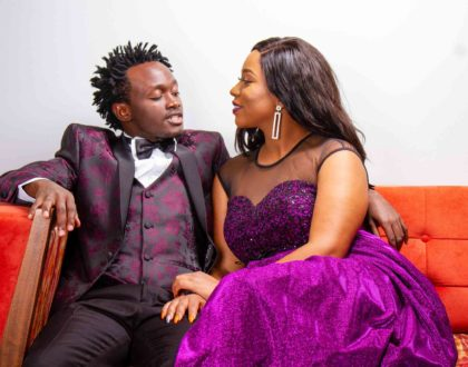"""""""Help the needy instead!"""" Bahati trolled by Kenyans after publicly announcing his wedding plans for Diana Marua"""