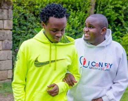 """""""We met when none of us was married..."""" Denno recounts his shared journey with Bahati as EMB closes shop"""