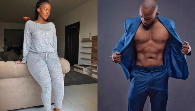 Dating Frankie Just Gym It? Corazon Kwamboka coyly responds