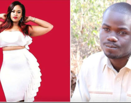 """""""I just want to tell her sorry.."""" Mulamwah apologizes to Kamene Goro for body shaming her"""