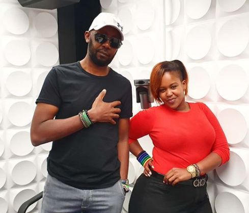 """""""Kibe is my homie, he's a rider!"""" Kamene Goro recalls the day Andrew Kibe sent her Ksh 1000 to get to work"""