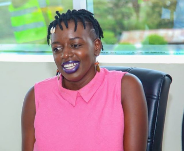 """""""ARVs, thinned my legs, flattened my bum and enlarged my chest,"""" HIV/AIDS activist, Phenny Awiti confesses"""