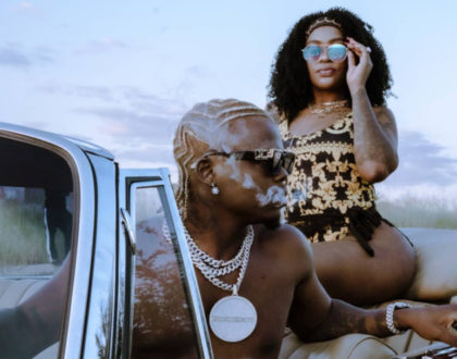 She is like my sister - Harmonize puts to rest claims he was involved with video vixen