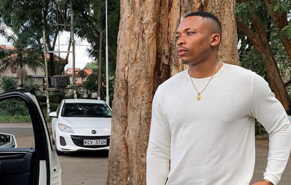 Otile Brown facing allegations of stealing beats for his new track 'Vibaya'