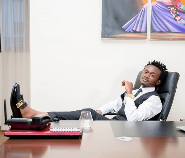 Bahati and Diana Marua: There are no real Kenyan celebrity role models