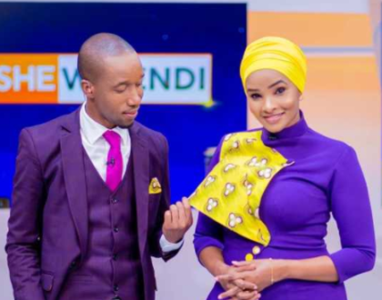Message to my Queen: Rashid Abdalla adores wife on her birthday