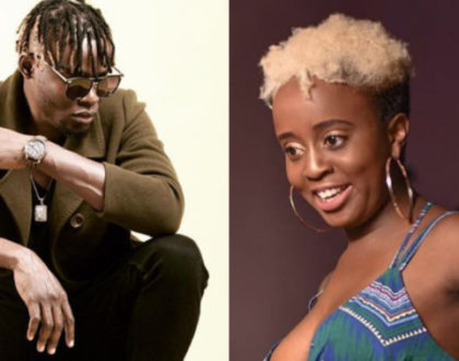 """Yaani you denied me?"" A disappointed Nadia questions Arrow Bwoy"