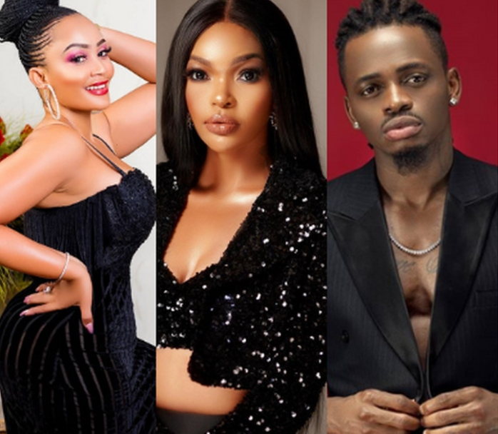 """""""True Definition of an ICON!"""" Wema Sepetu gushes over Diamond's act of philanthropy amid Zari's rants"""