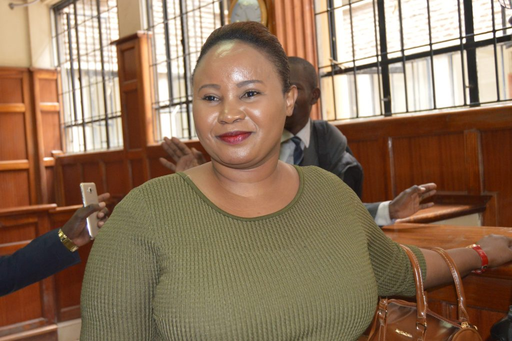 A drunk Nyasuguta and her friends spend cold night in the police cells