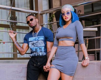 Deadbeat dad? Tanasha Donna exposes Diamond Platnumz of neglecting son! (Video)