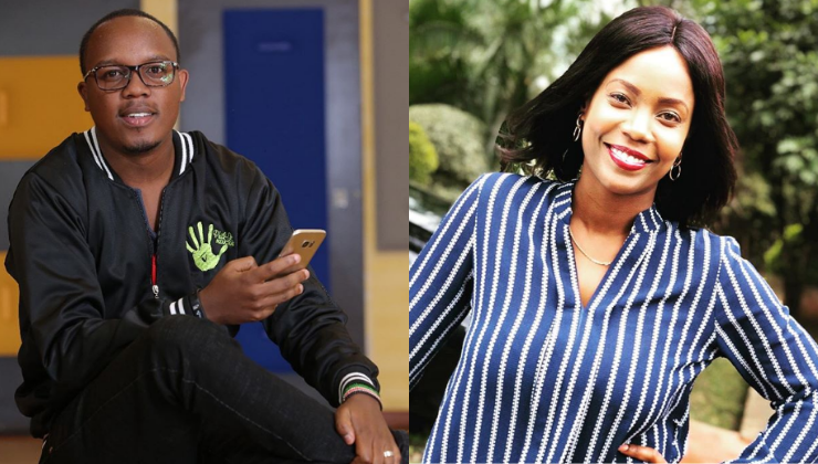 Details: Sanaipei Tande finally responds to Abel Mutua's love note of 16 years ago