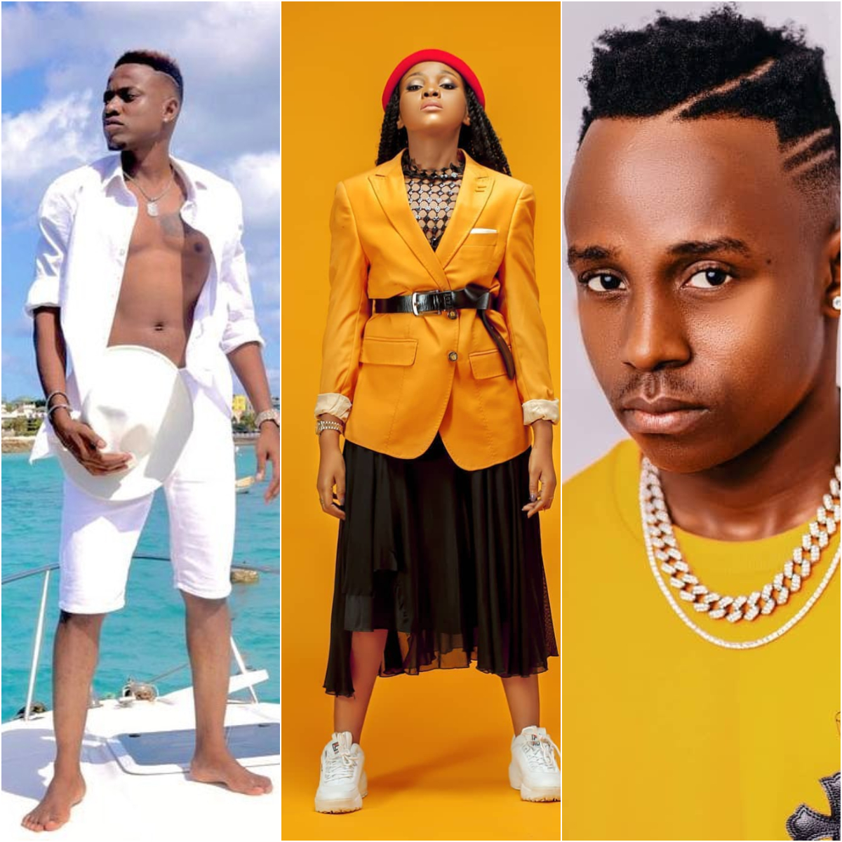 Ibraah Vs Tommy Flavour Vs Zuchu: Who is the best with their music so far?