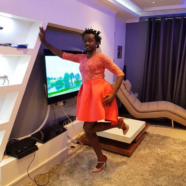 Kenyan celebrity bahati