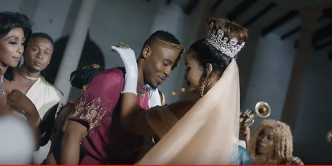 Alikiba comes cleans about his alleged affair with Hamisa Mobetto