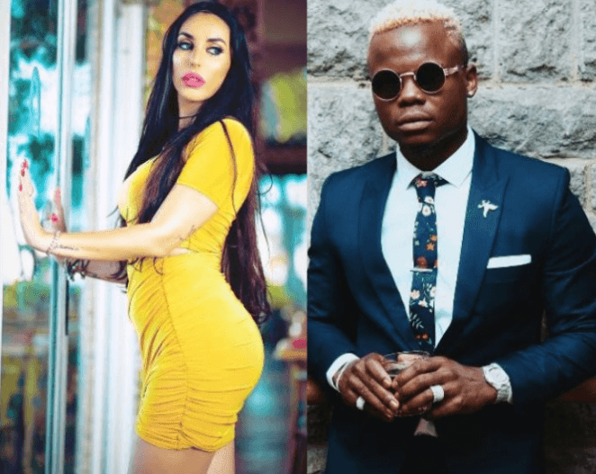Sarah Michelotti's love letter to Harmonize raises speculations of a possible reunion
