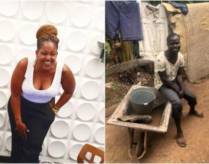 """Fagia kwako"" Comedian Mulamwah tells Kamene Goro"