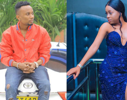 Watch: Tanzanian rapper, Bill Nass confirms his undying love for songbird, Nandy by putting a ring on it!