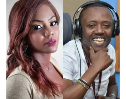 I remember telling Sanaipei I don't want to commit, but please have a baby for me - Maina Kageni confesses
