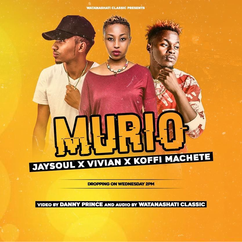 """Vivian features in Watanashati's new song """"Murio"""" and its totally worth your time"""