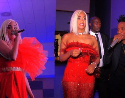Why I skipped Tanasha's EP launch - Mbosso