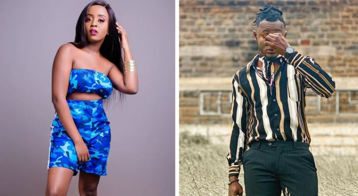 """""""Focus on your music and forget the sideshows"""" Arrow Bwoy responds to Nadia Mukami's dating reports"""