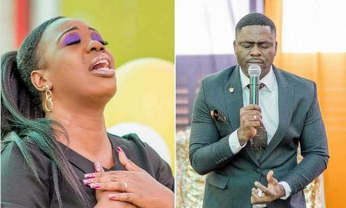 """""""No words are enough to comfort you"""" Kambua's emotional message to bereaved singer, Ruth Matete"""