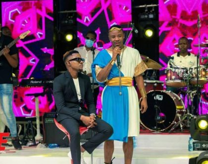 "Alikiba's new protege Tommy flavour enlists him in new love song ""Omukwano"""