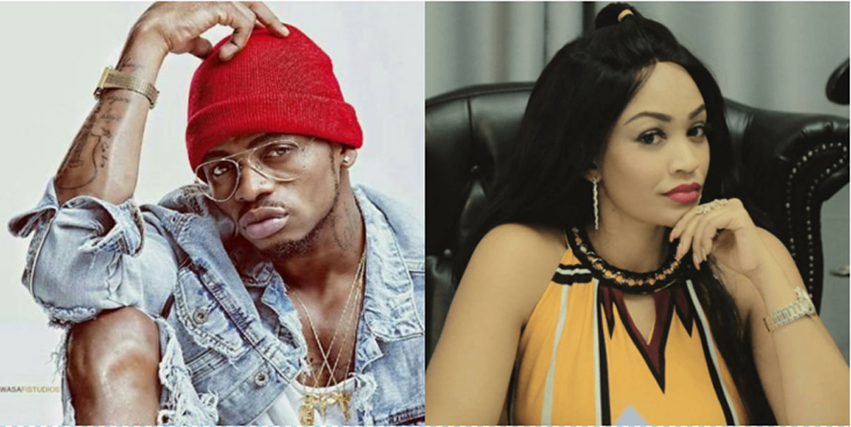 """""""No matter how much we differ, my value for you will never go down"""" Diamond responds to Zari"""