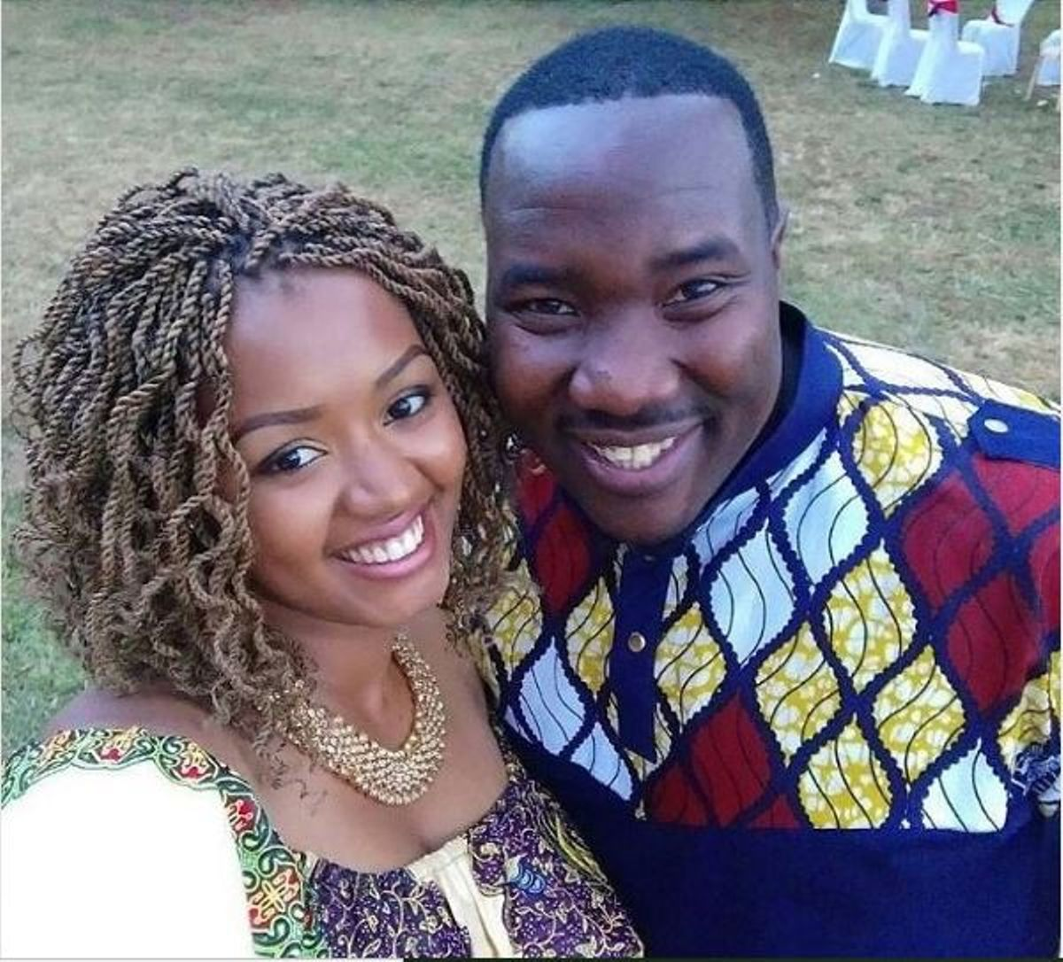 Fresh twists in Willis Raburu's wrangles with wife