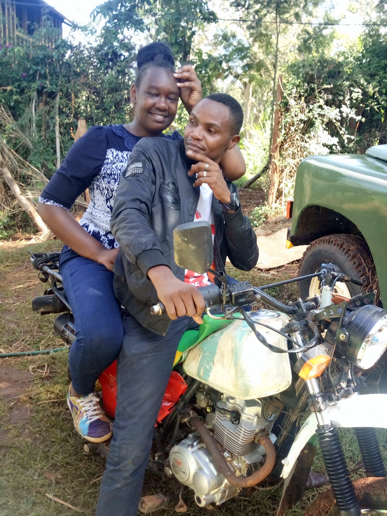 The various types of boda boda riders, from interesting to the irritating!