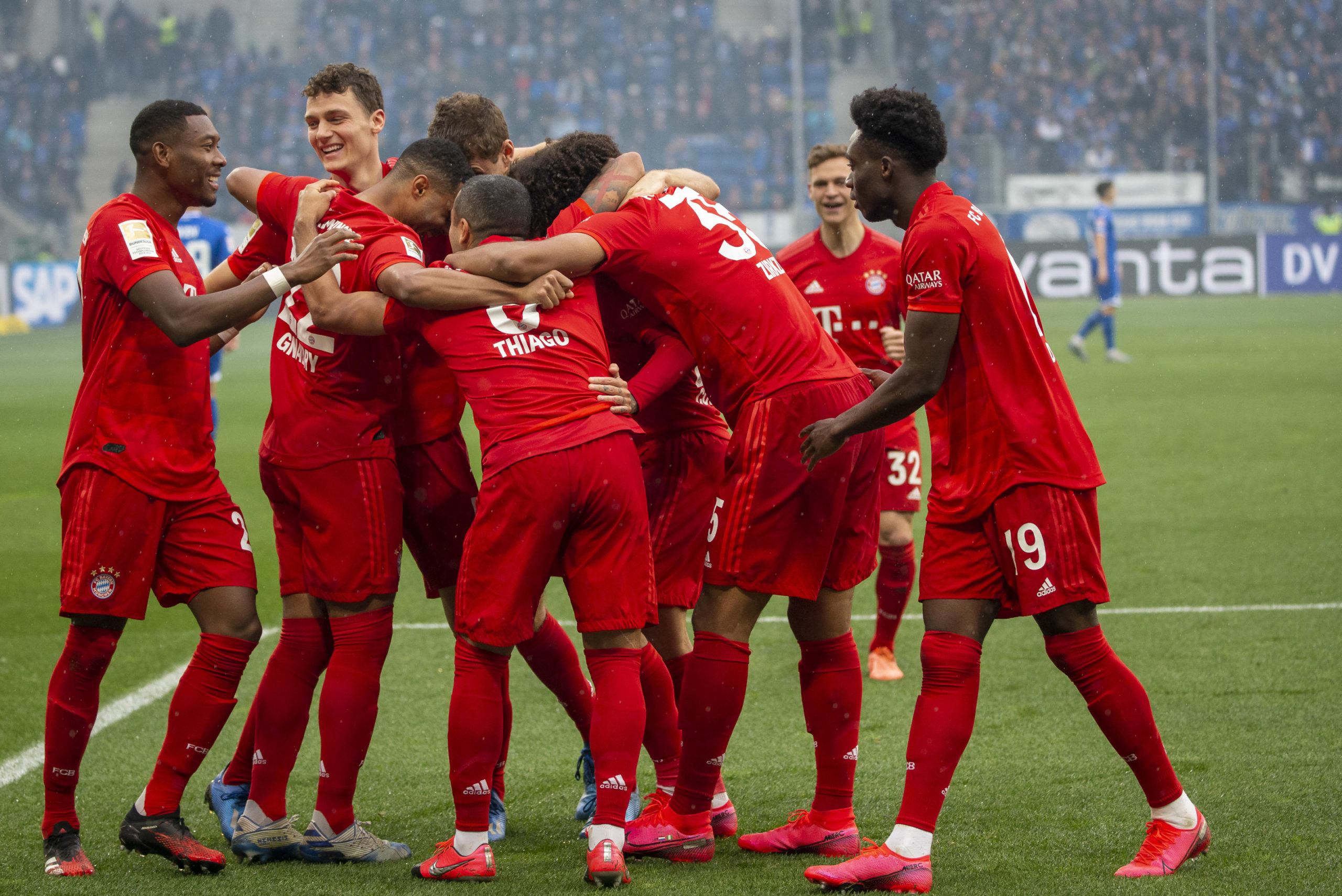 Good news for punters as OdiBets launches new easy to use website as Bundesliga returns