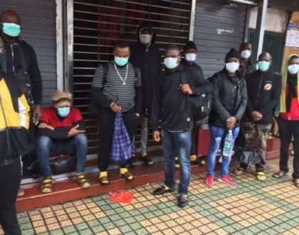 Black China: Twitter goes dark for 24 hours in support of Africans suffering in China
