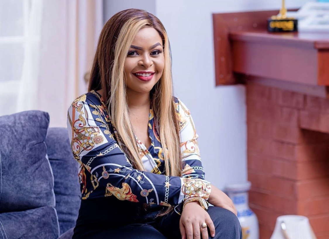 Size 8 opens up about her fear of losing husband to slay queens!