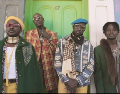 Sauti Sol savagely clap back at fan who claimed ´Insecure´ was pathetic