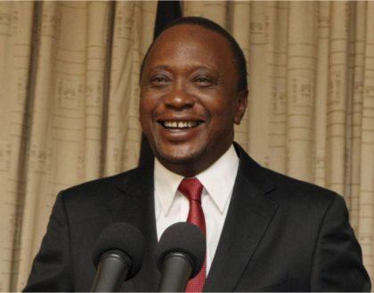 President Uhuru Kenyatta welcomes second grandchild in private affair