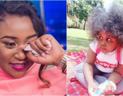 """Ivanna prefers her dad to me,"" Betty Kyallo speaks co-parenting"