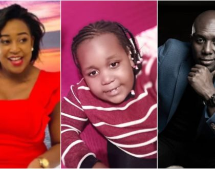 """""""Ivanna prefers her dad to me,"""" Betty Kyallo speaks co-parenting"""