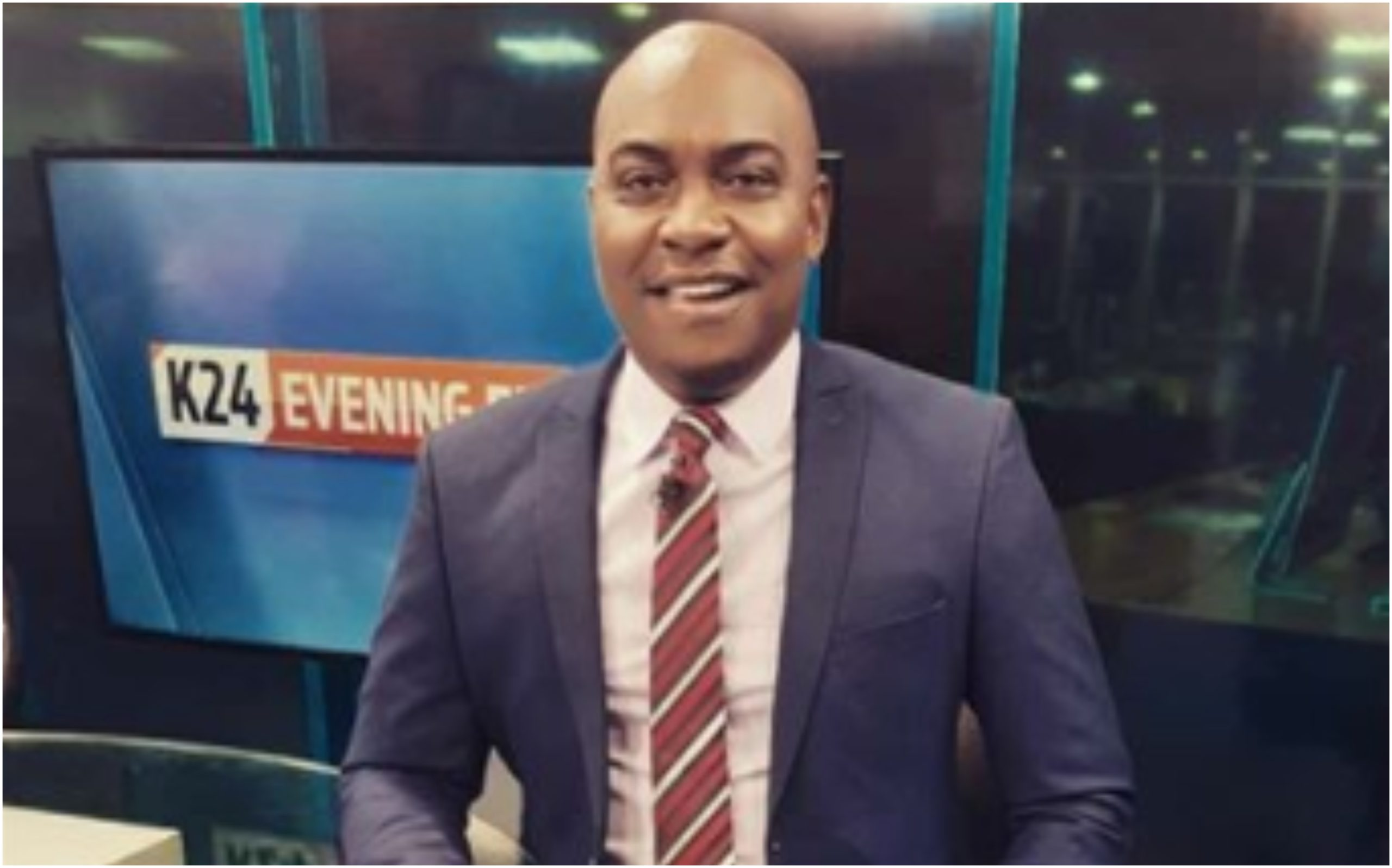"""""""I will not apologize for the truth!"""" K24´s Eric Njoka declares as the station´s woes deepen"""