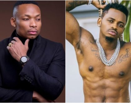 Otile Brown roasted after dissing Diamond Platnumz´ bedroom skills