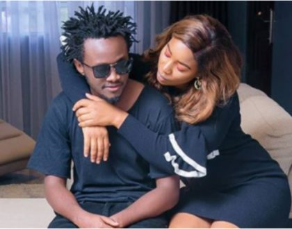 Bahati recycles his boxers - Diana Marua spills (Expose)