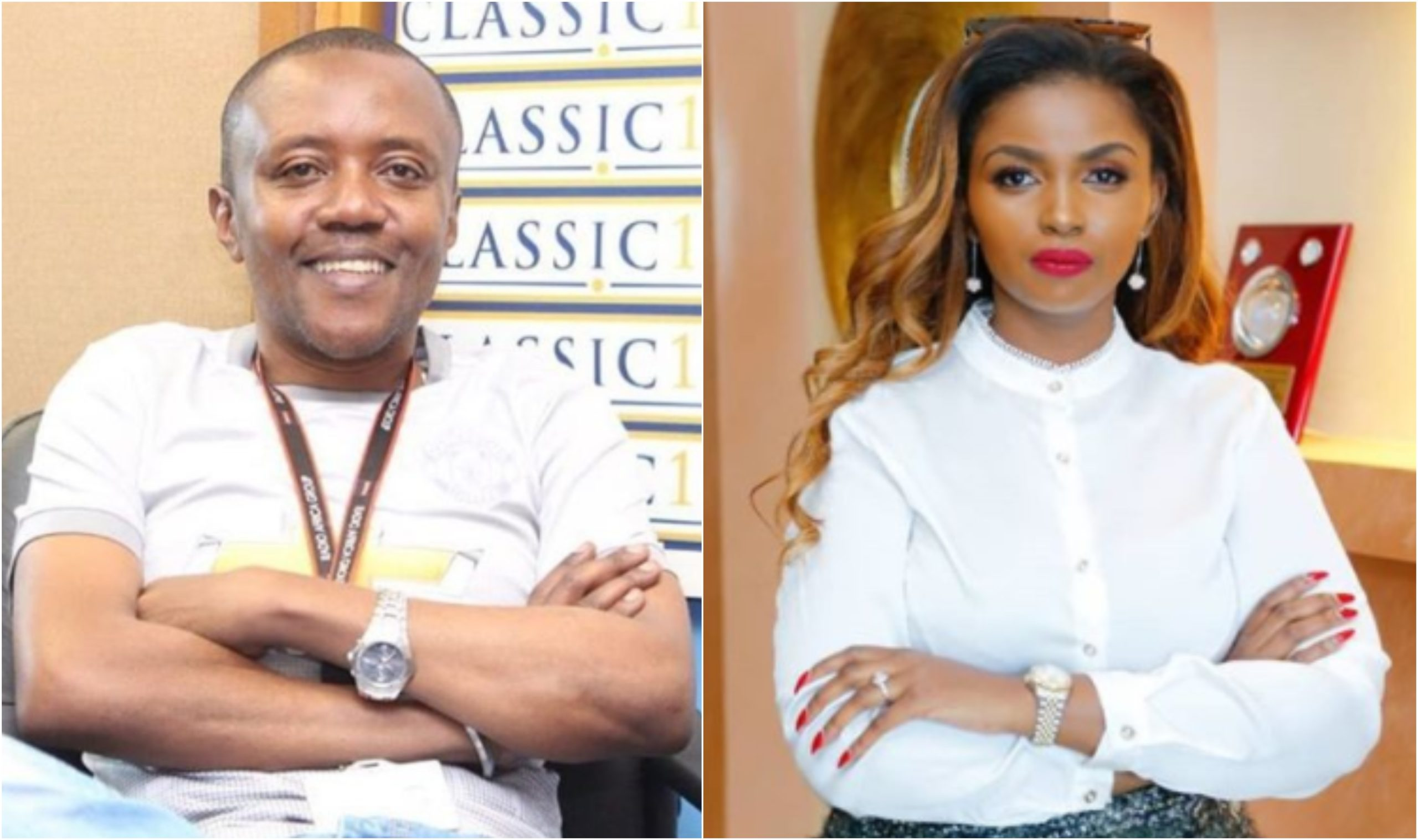 ¨I will do anything...¨ Maina Kageni openly offers Anerlisa Muigai a shoulder to cry on