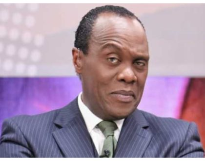 Jeff Koinange almost breaks into tears after reliving memories of first wife
