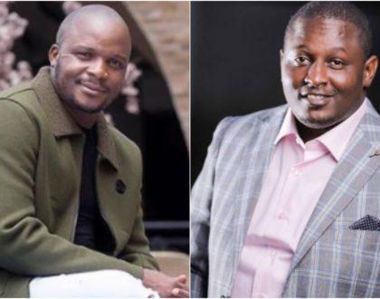 Terence Creative comforts Jalang´o after cheating scandal