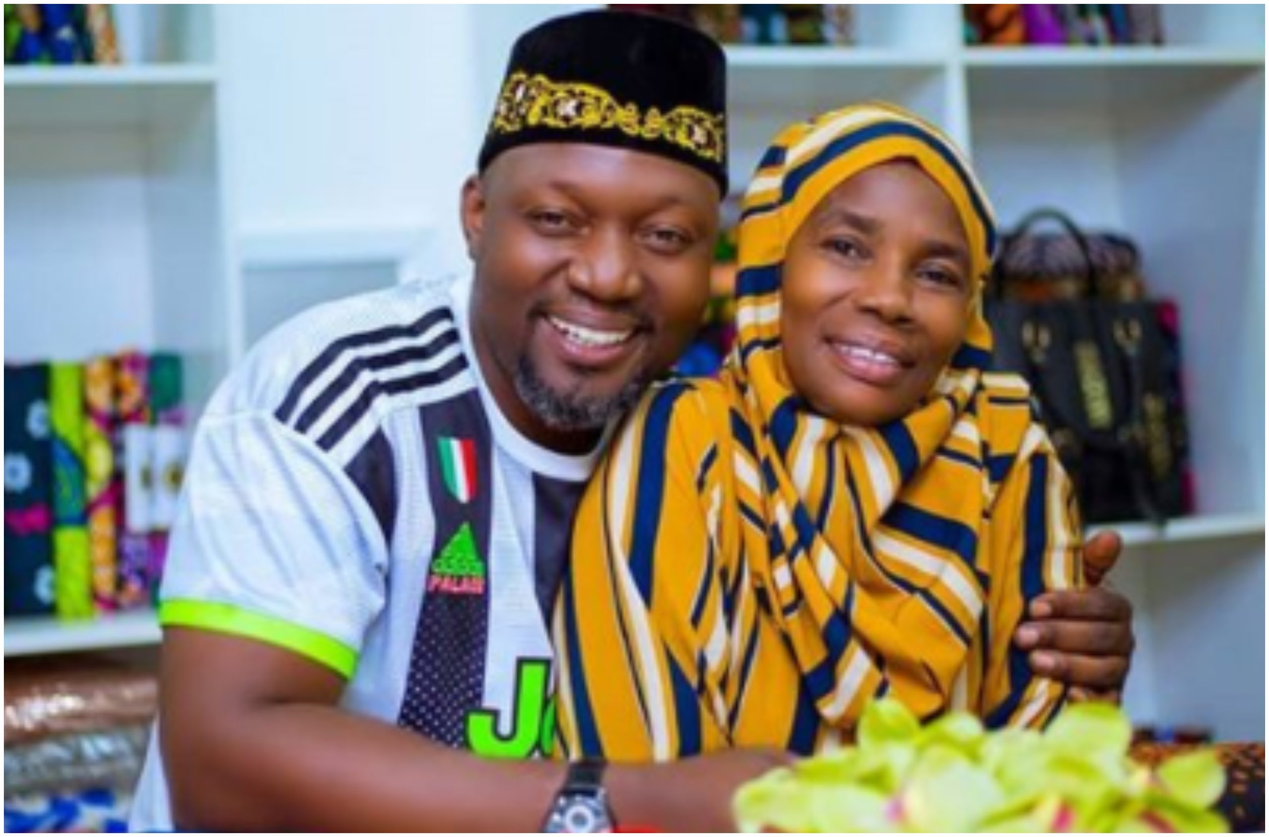 Uncle Shamte defends Mama Dangote against trolls of Diamond´s failed relationships