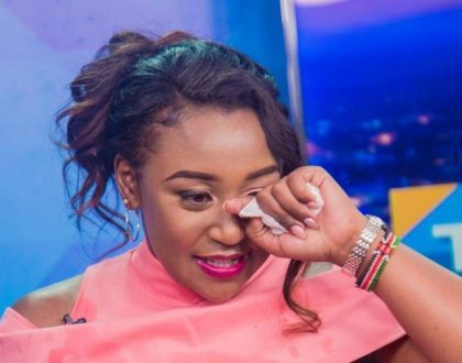 Sexual frustration or regret? Betty Kyallo drunk dials her exes